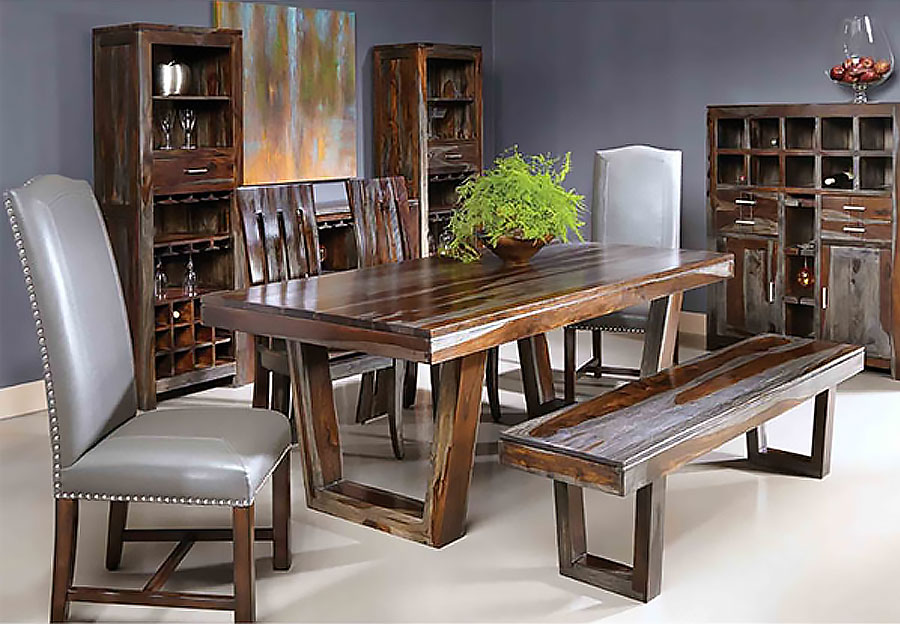 Coast to Coast Grayson Sheesham Dining Table