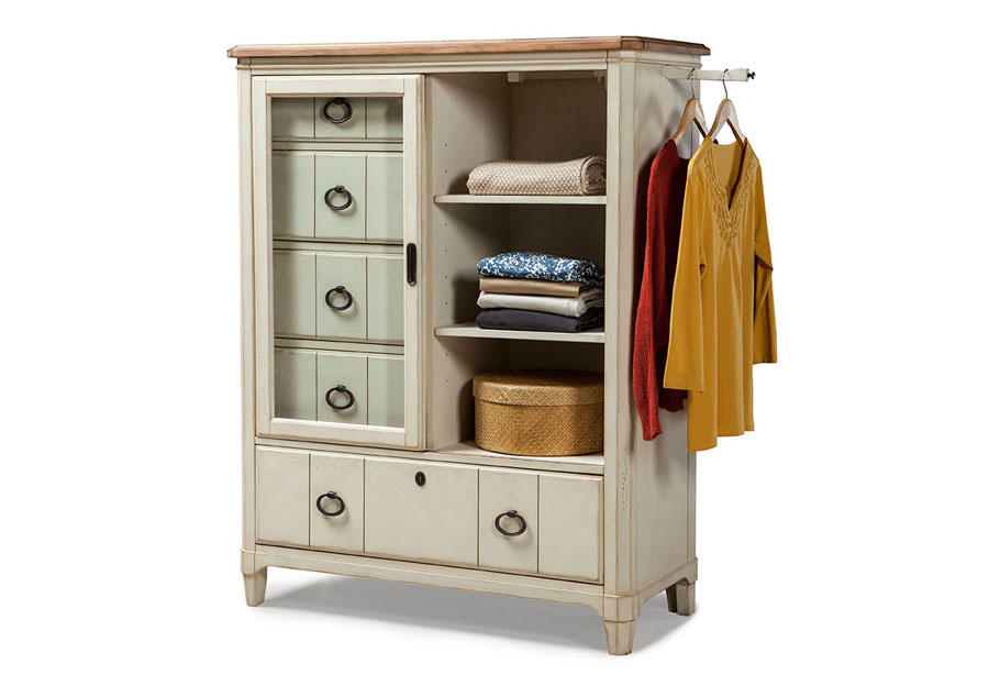 Panama Jack Millbrook Sliding Door Chest