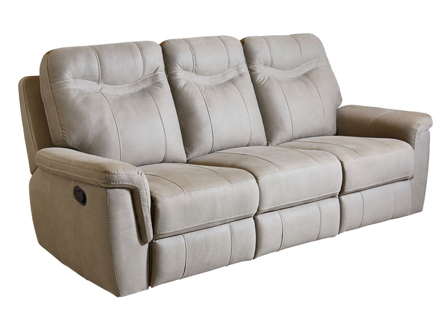 Standard Furniture Boardwalk Stone Power Reclining Sofa