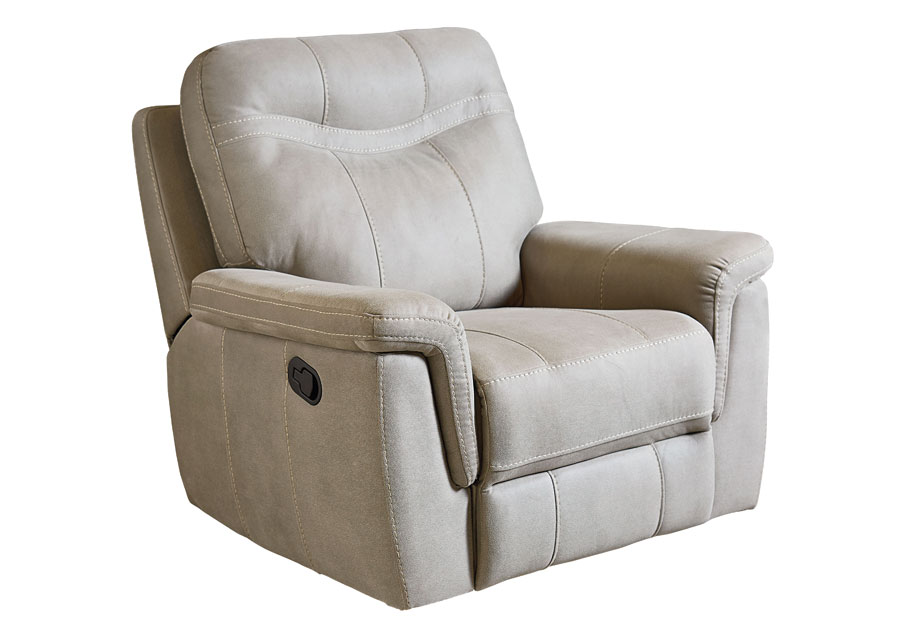 Standard Furniture Boardwalk Stone Rocker Recliner