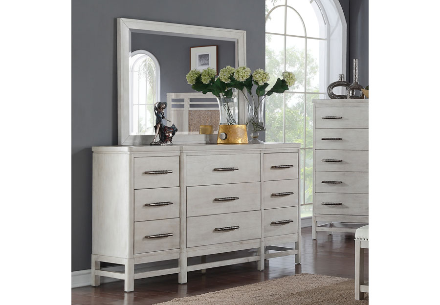 Home Insights Island Breeze Six Drawer Dresser