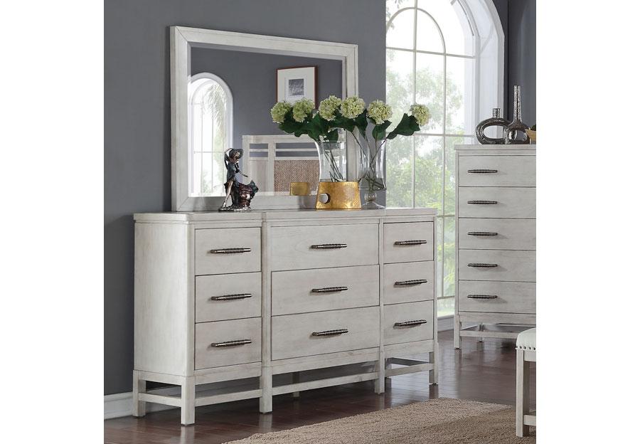 Home Insights Island Breeze Six Drawer Dresser