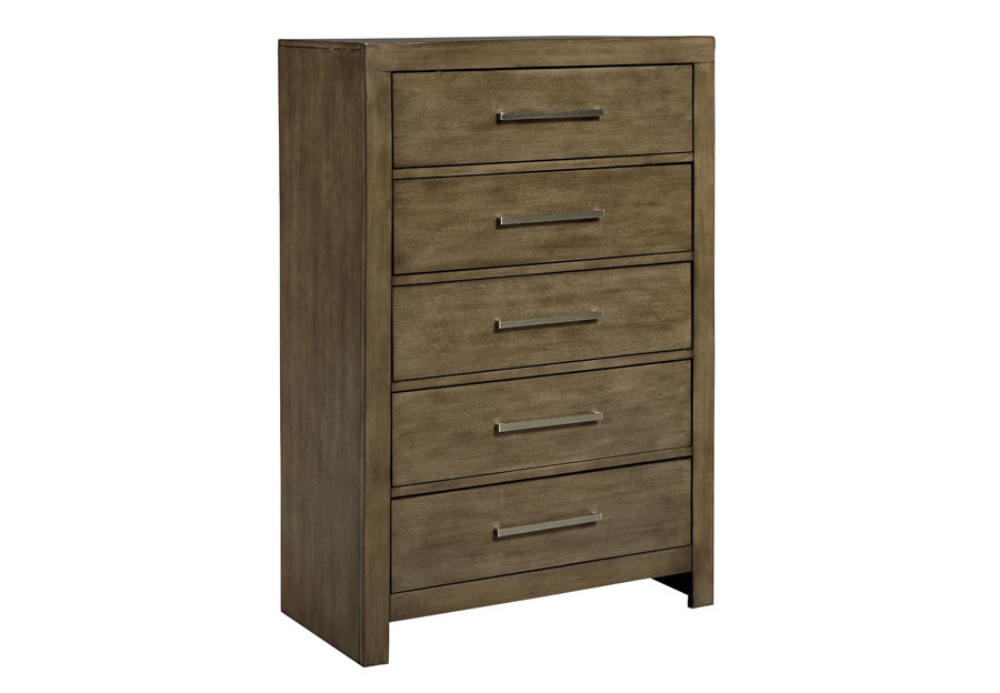 Standard Funritur Five Drawer Chest