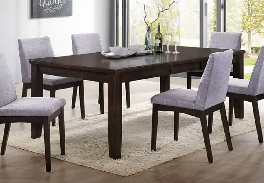 Elements Piper Dining Table - Espresso