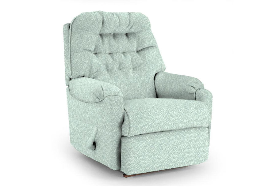 Best Chairs Sondra Frost Power Rocker Recliner