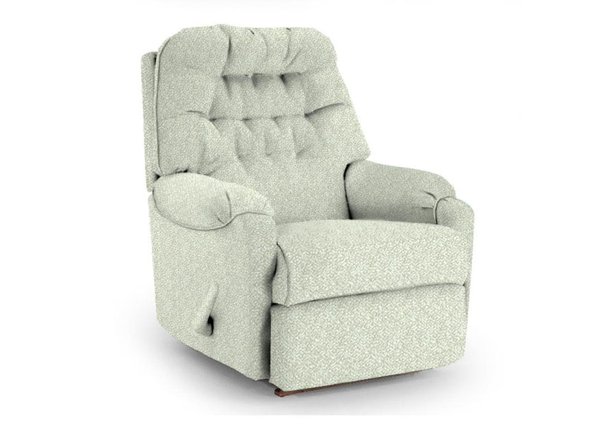 Best Chairs Sondra Flax Power Rocker Recliner