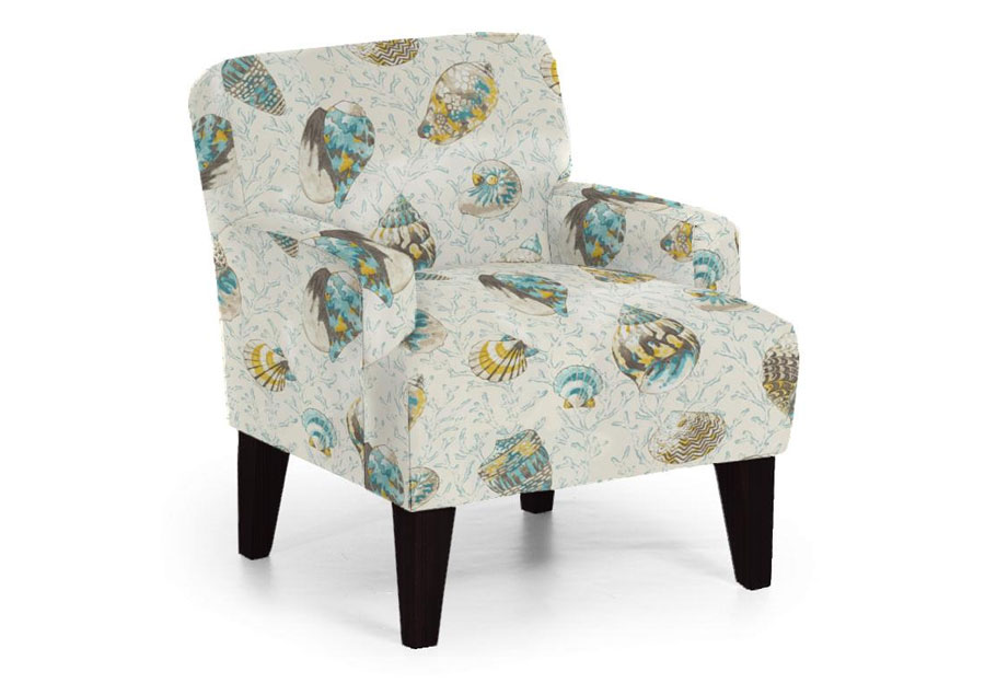 Best Caribbean Randi Accent Chair
