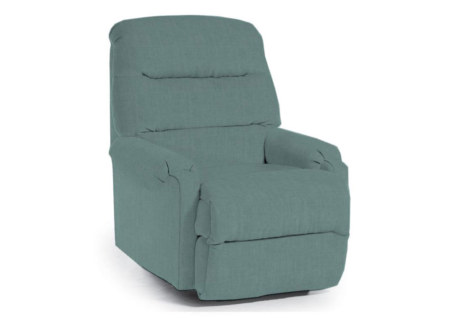 Best Chaise Rocker Recliner in Robin